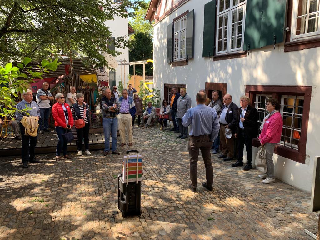 Herbstführung 2019: Riehens historische Wohnkultur